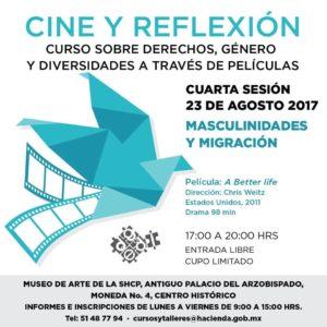 Cine y Reflexión: Derechos, género y diversidades a través de películas