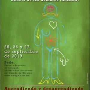 X Congreso AMEGH 2019.  Convocatoria y lineamientos.